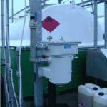Фильтр SEPAR для топливохранилища